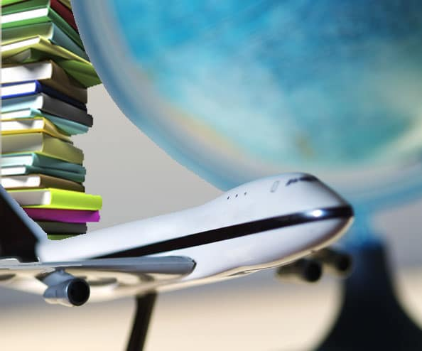 airoplane Providing Distance Education is Easy with Learning Management System
