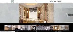 Showroom web designing website designing
