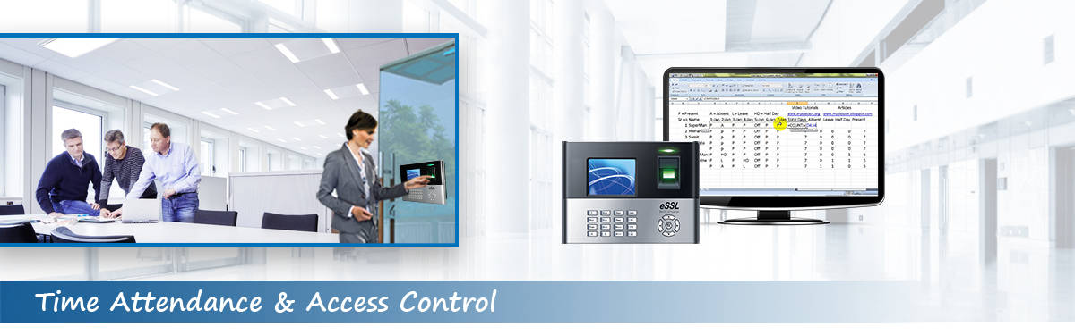 Time Attendance Access Control