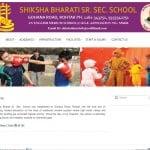 Shiksha Bharti School Website designing