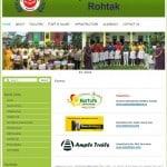 School Website desingin according to CBSE guidelines