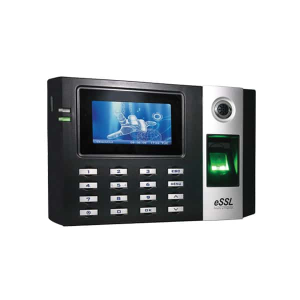 Fingerprint Based Time And Attendance Machines