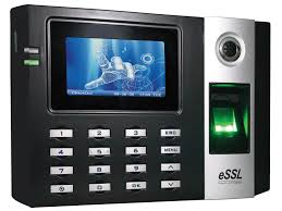 Biometric Time Attendance Machine eSSL i9C
