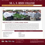 Degree college website designing Web Development web designing