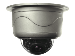 IR Dome Camera with Varifocal Lens MD 372