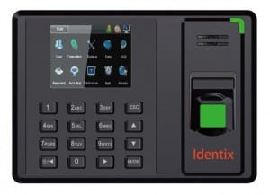 Excel100 eSSL Identix Biometric Time Attendance machine