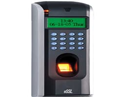 Biometric Time and Attendance Access Control System