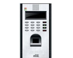 Fingerprint Based Time Attendance Access Control System