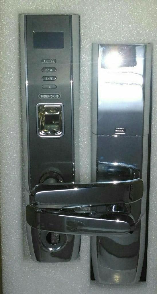 L_5000_Biometric_Door_Lock_Front