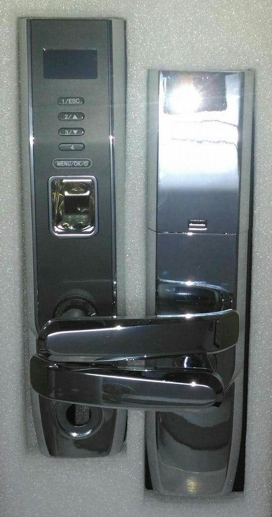 Biometric Finger print door lock