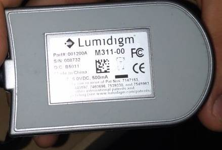 Lumidigm Mercury Series Biometric Sensors