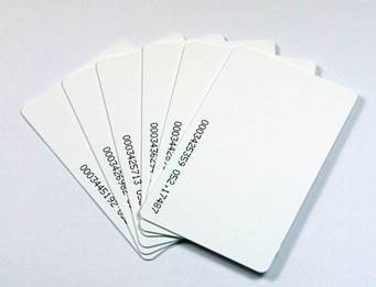 RFID CARD thin high quality