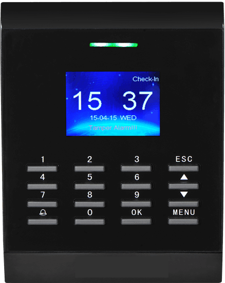 SC405 essl Card Based Attendance Machine