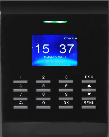 SC405 essl Card Based Attendance Machine