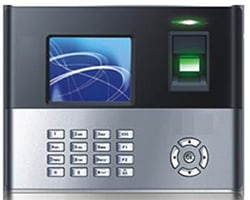Fingerprint Based Time and Attendance Access Control System essl biometric attendance system