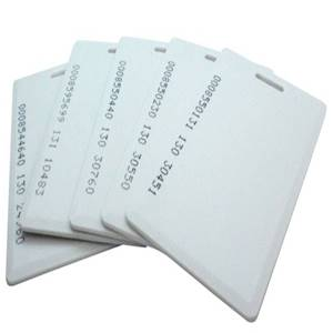 Wholesale RFID Card Thick