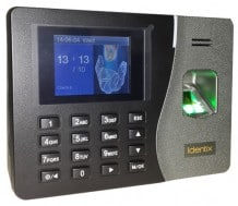 biometric access control systems using fingerprints K 20