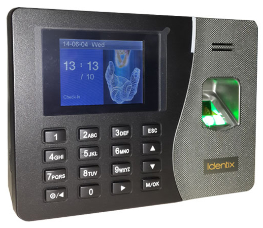 biometric access control systems using fingerprints K 20