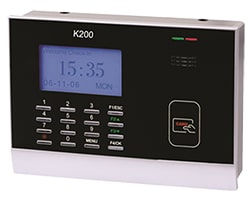 K200 eSSL Card Based Time Attendance Machine