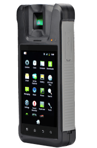 p 200 mobile data collection terminal with android system