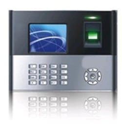 Biometric Attendance Machine UPSDM Project