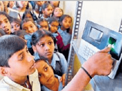 Biometric Attendance System in Delhi