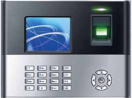 Biometric Attendance Devices for VTP