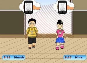 Biometric Attendance System In school