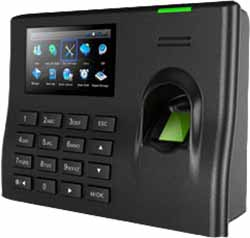 Identix K13 essl Biometric time attendance Machine