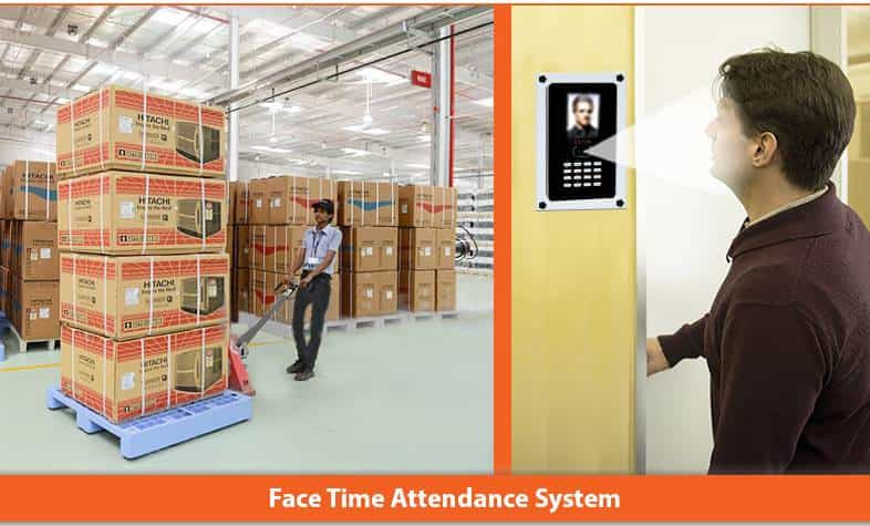 face time attendance system essl identix kf160