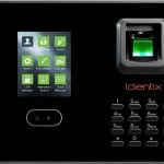 Identix Facial Time & Attendance system MB200 & KF200