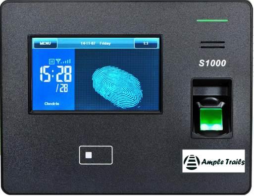biometric machine suppliers in delhi S1000