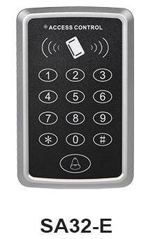 SA32 essl Single Door Stand Alone Access control Device RFID Card password