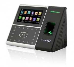 uface 602 Face Fingerprint Attendance Machine