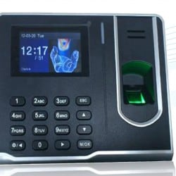 Biometric fingerprint based Attendance System with only USB support with Excel Output ZK eSSL H7
