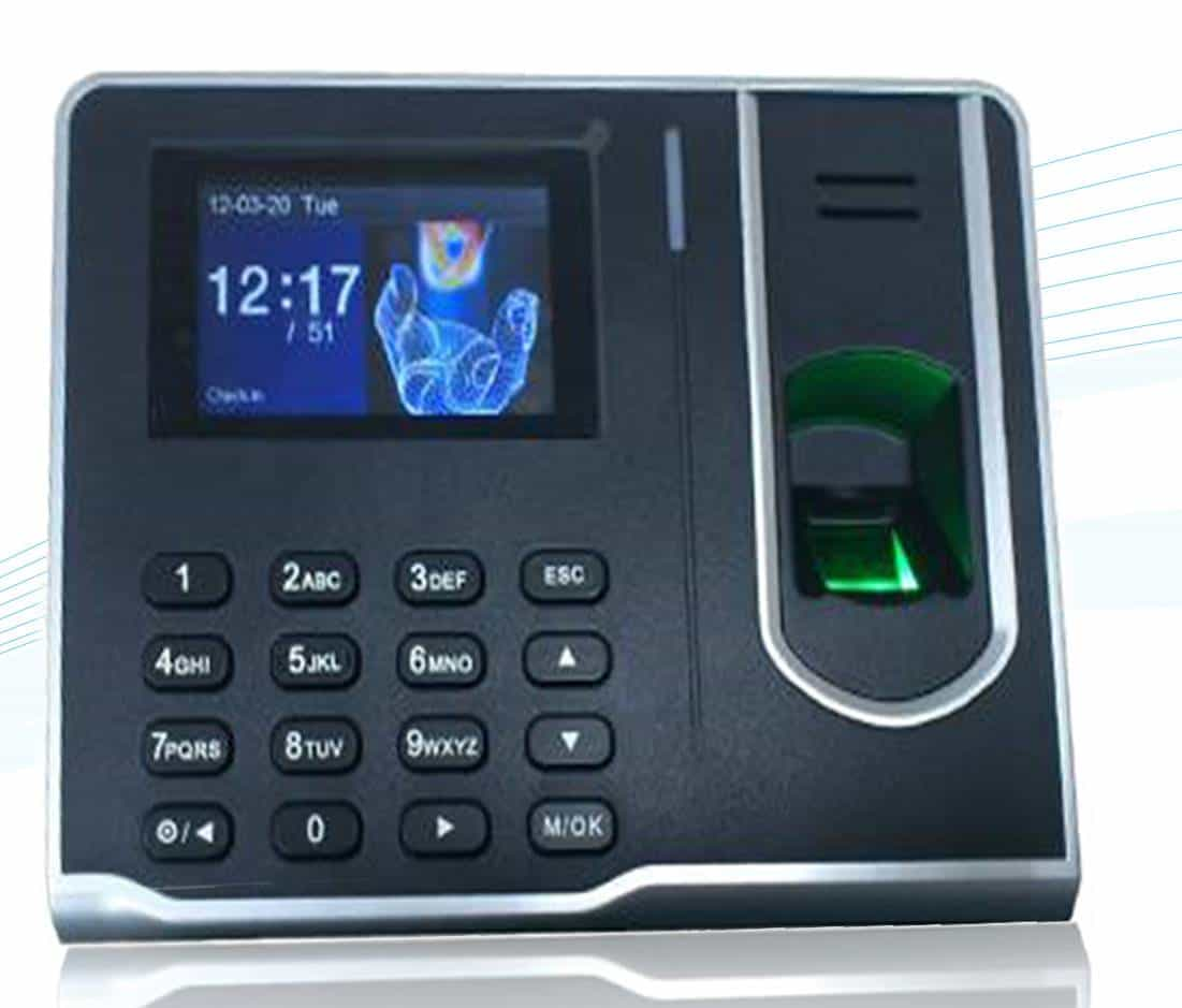 Biometric fingerprint based Attendance System with only USB support with Excel Output ZK eSSL H8