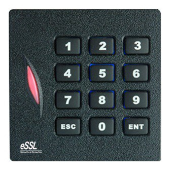 ZK RFID Proximity Card Reader Keypad 125khz eSSL KR 102
