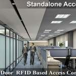 Comparision between Stand Alone Access Control System