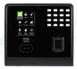 Biometric attendance machine time attendance eSSL SilkBio 100TC