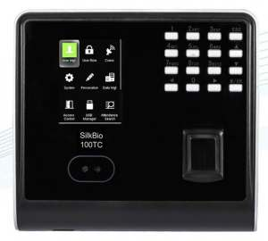 Biometric attendance machine eSSL SilkBio 100TC