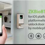 Biometric fingerprint lock with Bluetooth App ML10DB eSSL ZKBioBT