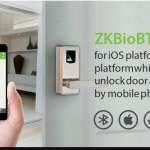 Biometric fingerprint lock with Bluetooth App ML10DB eSSL ZKBioBT