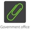 Government office handheld metal detector