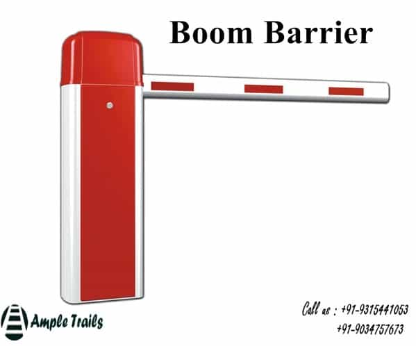 Boom Barrier in Delhi