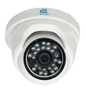 video surveillance system 2mp dom camera eSSL H-D1-IR-2MP-3.6