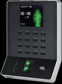Wireless Time Attendance System WL 20