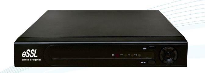 eSSL Branded X series DVR