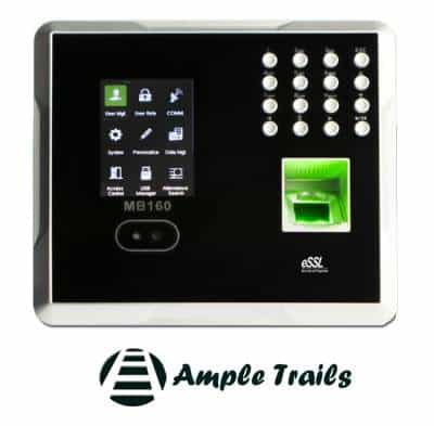 MB200 Face Time Attendance System