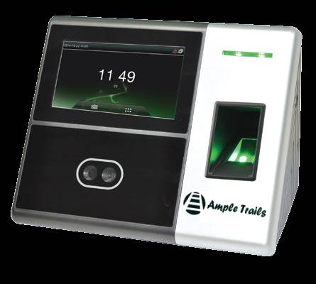 Face Recognition Biometric Attendance Machine SFACE 900