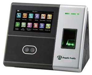 Worker Attendance Using Biometric Time Attendance System